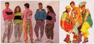 fashion of the 90s